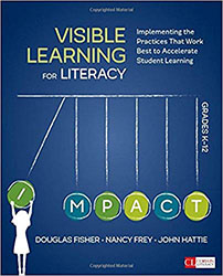 Visible Learning for Literacy, Grades K-12 CPL2352