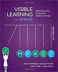 Visible Learning for Science, Grades K-12 CP4183