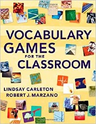 Vocabulary Games for the Classroom MRL9269