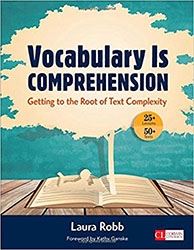 Vocabulary Is Comprehension CPL5802