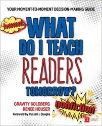 What Do I Teach Readers Tomorrow? Nonfiction, Grades 3-8 CPL1216