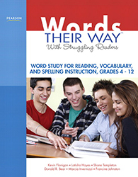 Words Their Way with Struggling Readers PE5211