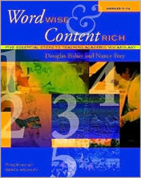 Word Wise and Content Rich, Grades 7-12 Hein3824