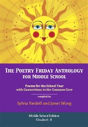 Poetry Friday Anthology for Middle School (CCS) Misc7787