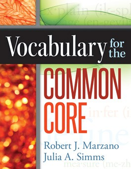 Vocabulary for the Common Core Sol0223