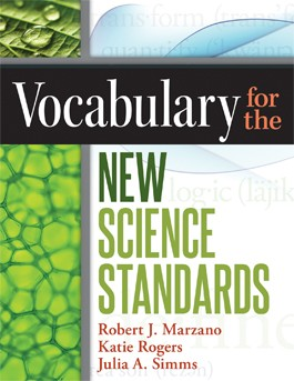 Vocabulary for the New Science Standards Sol4892